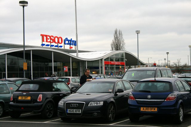 Tesco Extra, Bar Hill