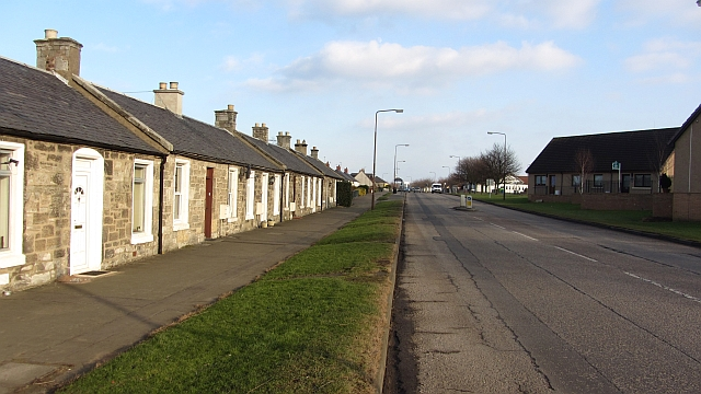 Main Road, Macmerry
