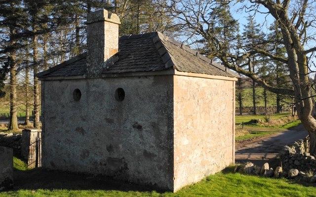 Watch House, Croy Parish Church (Church of Scotland)