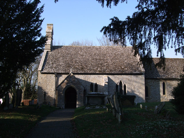 Church of Saint Michael, Eaton Hastings