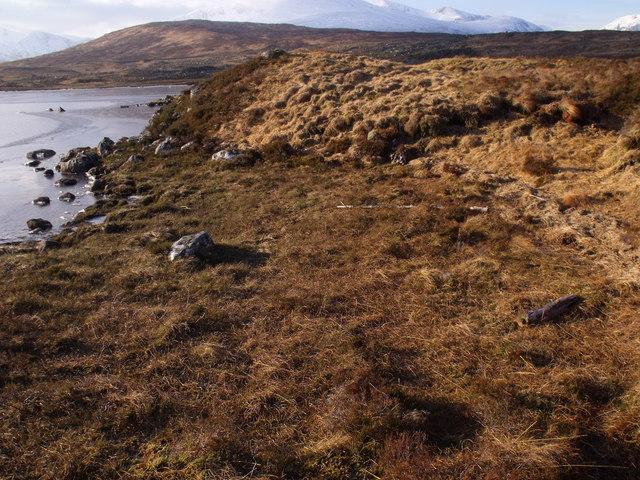Bay on Lochan Beinn Chaorach