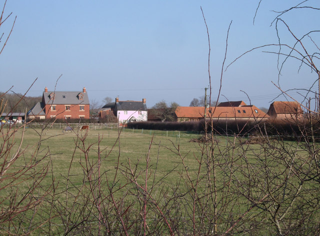Manor Farm, near Faringdon