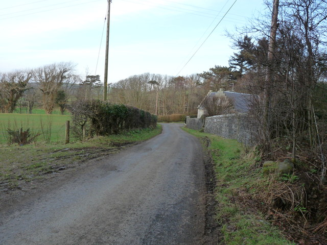 Garleffin Road