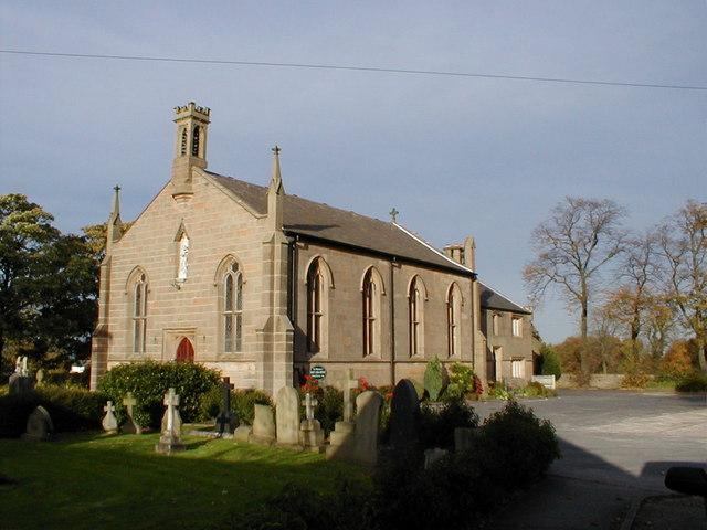 St Mary Osbaldeston