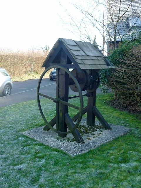 Pump at Chieveley