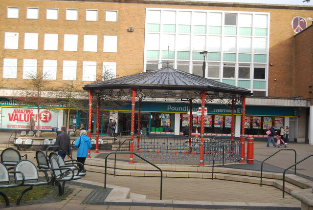 Bandstand, Crawley