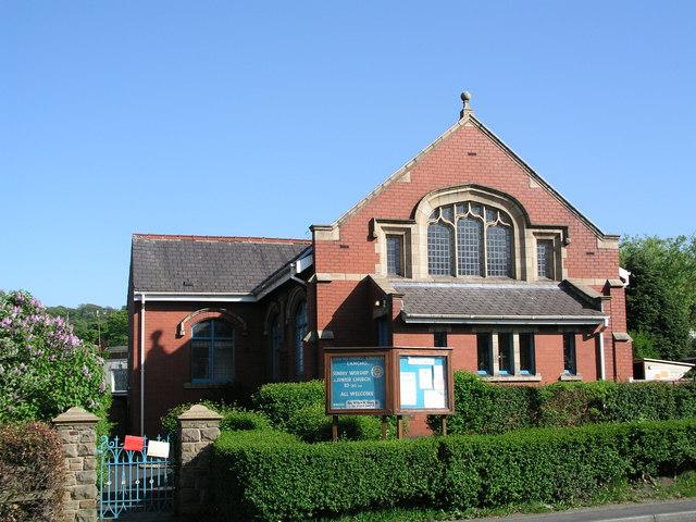 Methodist Church Langho
