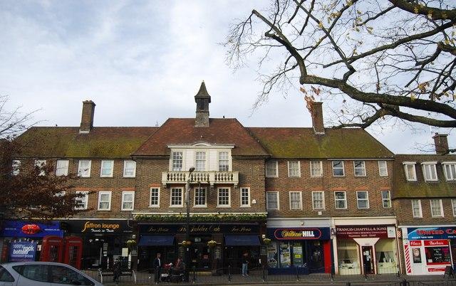 The Jubilee Oak