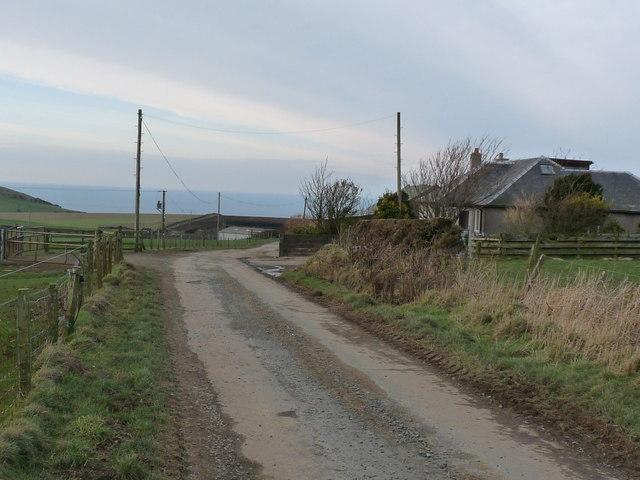 Garleffin Road