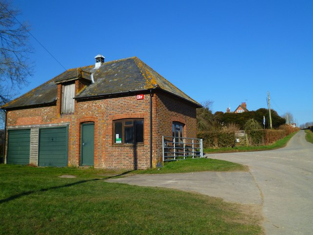 Building at Brickkiln Farm