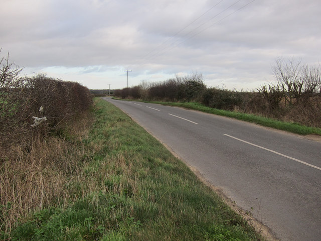 Unnamed road east of Methwold