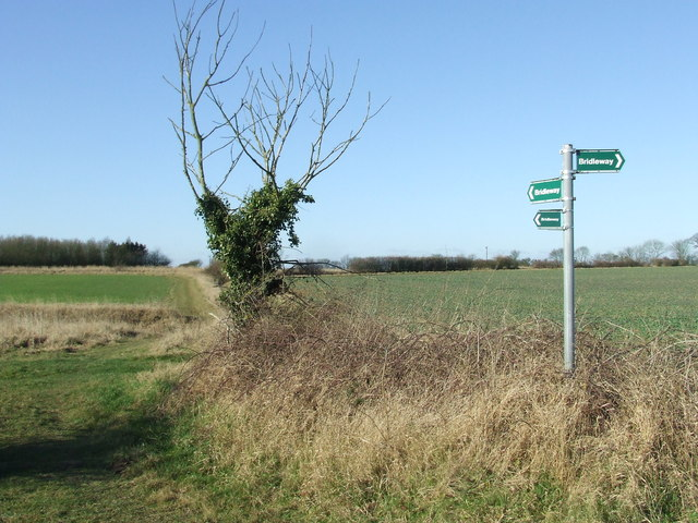 Footpath Junction
