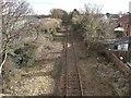 SU5803 : Fareham to Gosport BRT - View from Gregson Avenue Bridge (3) by Barry Shimmon