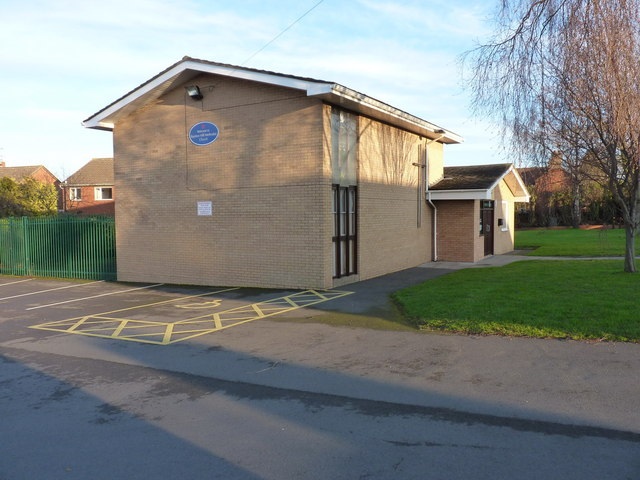 Bayston Hill Methodist Church