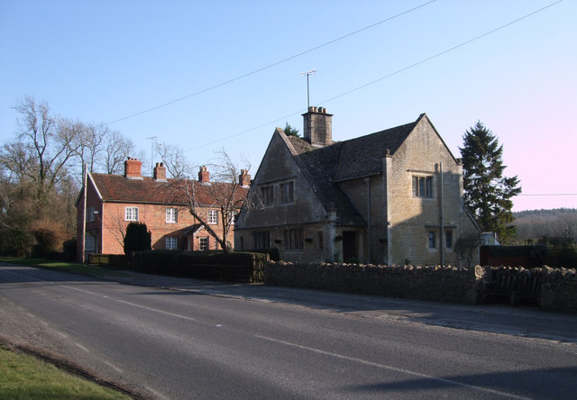 Nos. 6 & 7 Roadside Cottages, Eaton Hastings