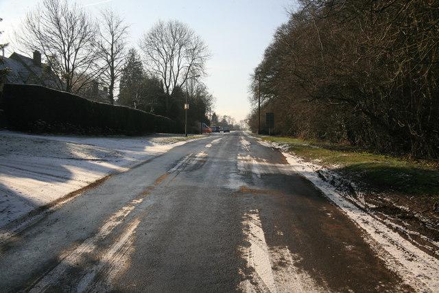 Frosty Barrowden Road