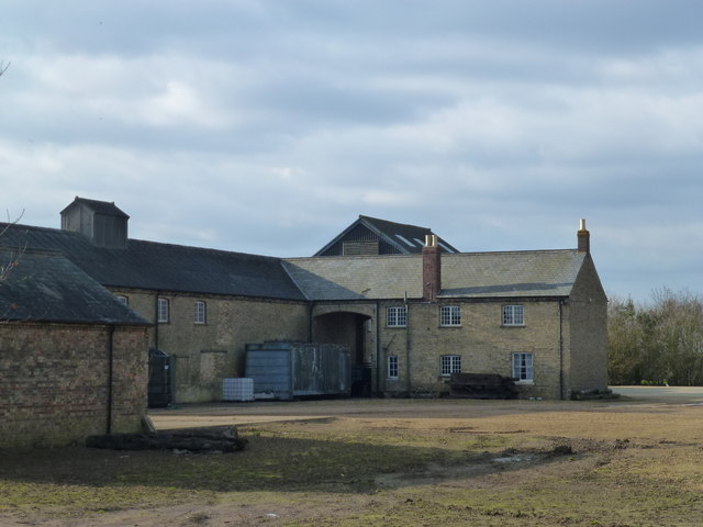 Buildings at Willow Hall Farm, Eye