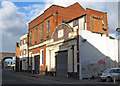 SP0786 : The former Smithfield Garage, Meriden Street, Birmingham by P L Chadwick