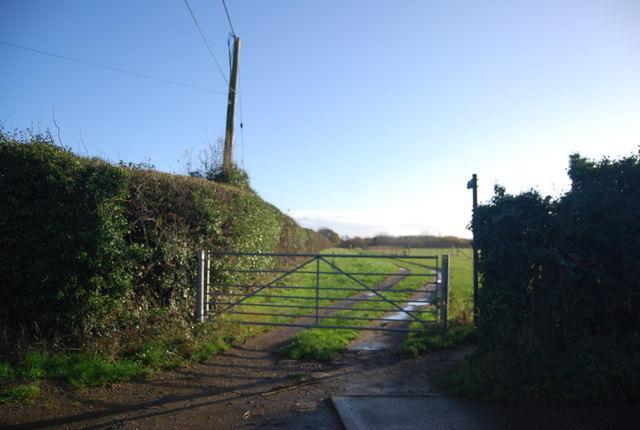 Footpath off Wilson's Lane