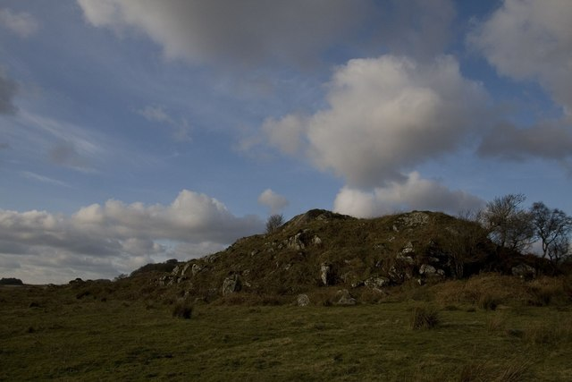 Cnoc Gleann Buidhe, Islay