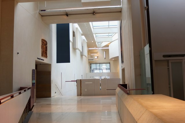 Interior, Royal Scottish Museum