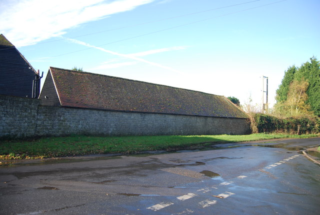 Barn, Gallants Lane