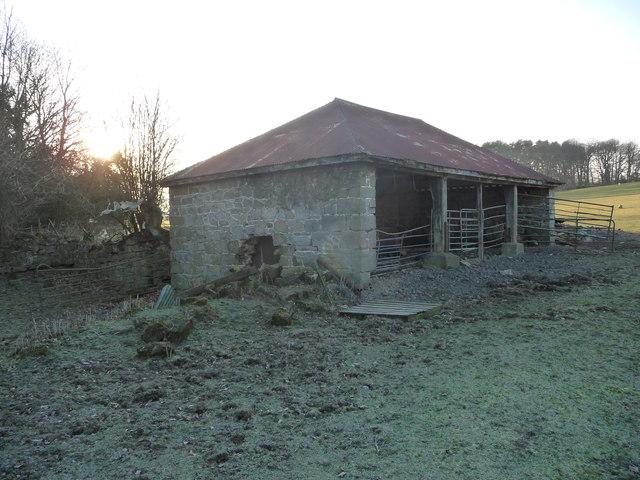Cold Comfort barn