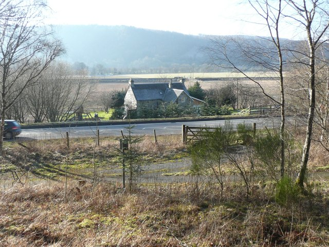 Haugh of Kilmorich