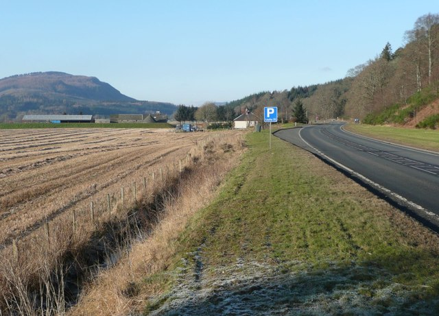 Layby 31 on the A9