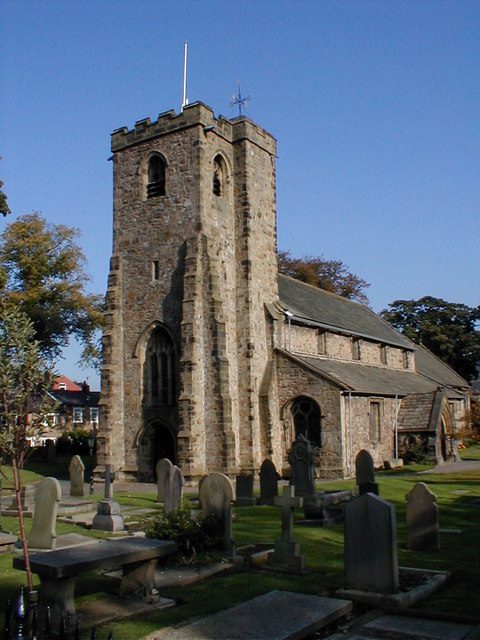 St Mary and All Saints, Whalley - Church of England