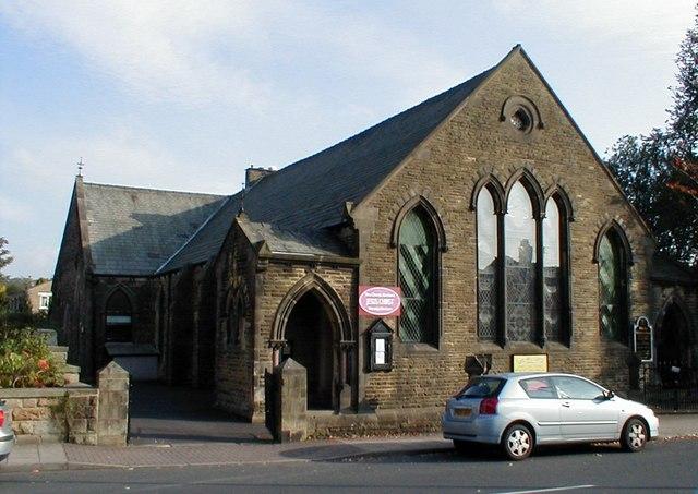 King Street Wesleyan Methodist, Whalley