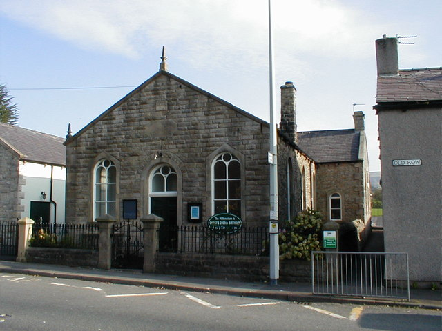 Jollies Memorial, Barrow - Congregational