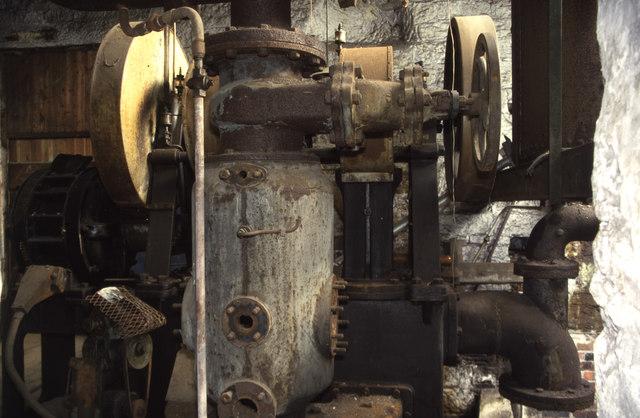 Wildspur Mills - condensing plant