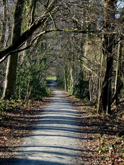 Haven Footpath