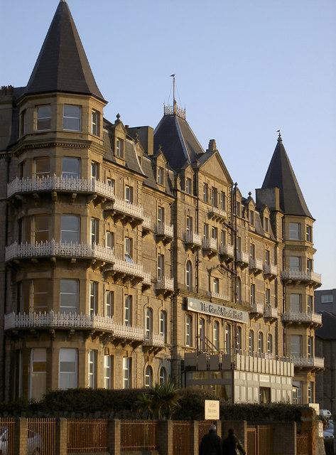 The Grand Atlantic Hotel