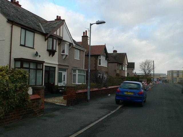 Grosvenor Road, Prestatyn