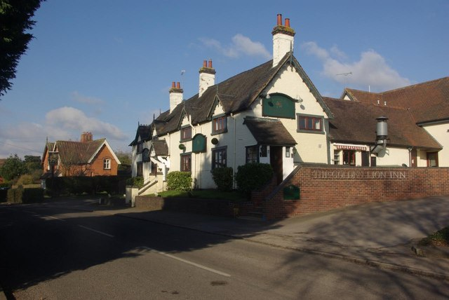 The Golden Lion, Easenhall