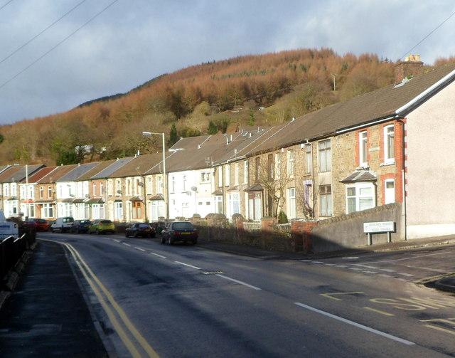 Ynyswen Road houses, Ynyswen