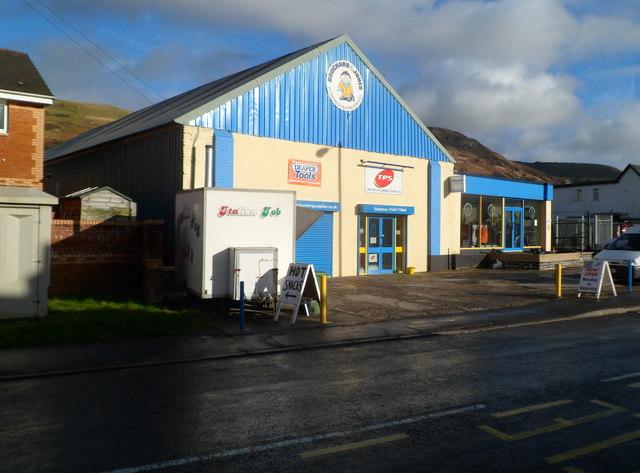 Bouchard & Jones Ltd, Ynyswen