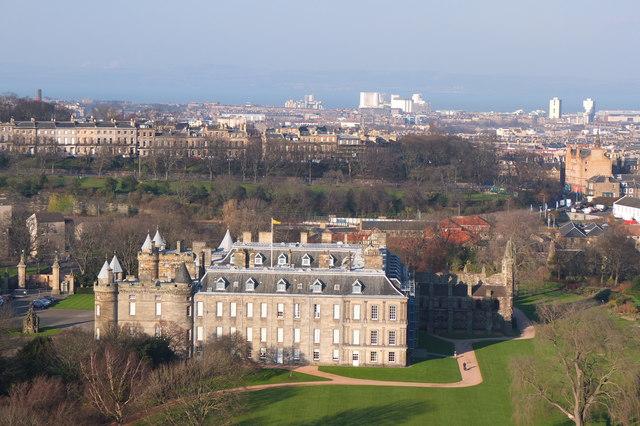 Palace of Holyrood House, Edinburgh