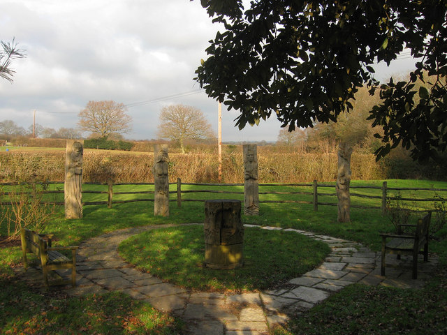 Chiddingly Millennium Garden
