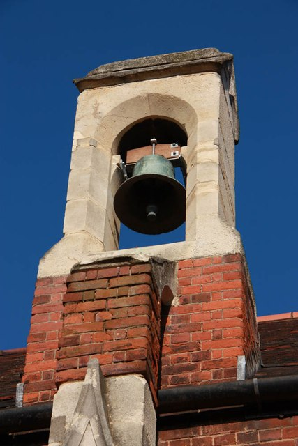 St Barnabas, Browning Road, Manor Park - Bell
