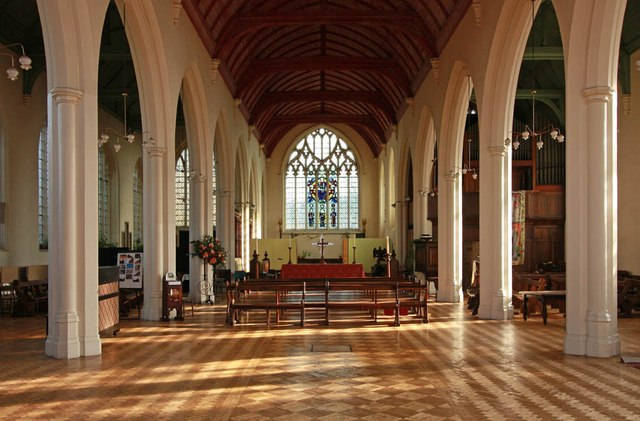 St Barnabas, Browning Road, Manor Park - East end