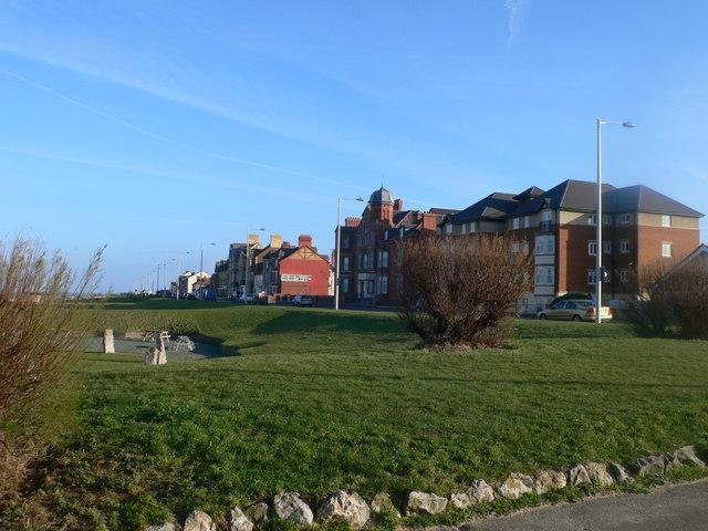 Marine Drive, Rhyl