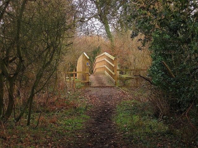 Bridge, Stream Mill