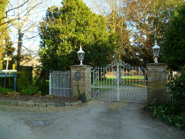 Gateway to Norton Priory