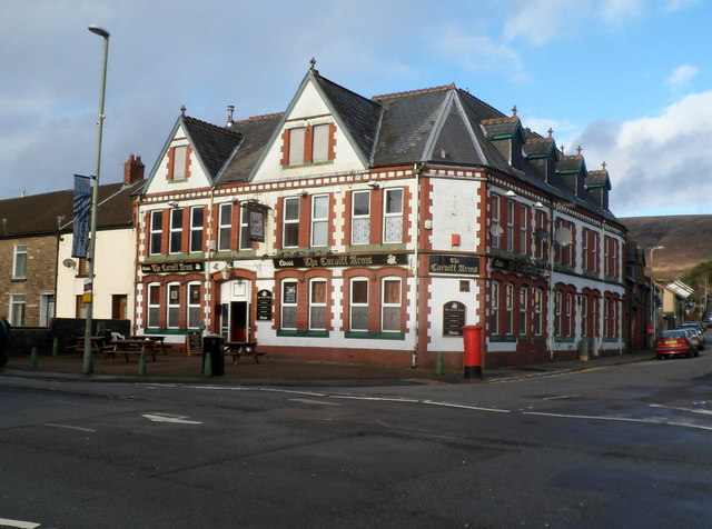 The Cardiff Arms, Treorchy