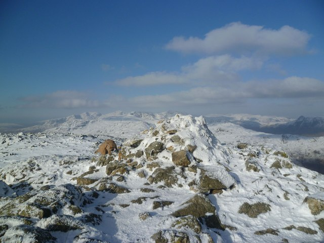 On Wetherlam