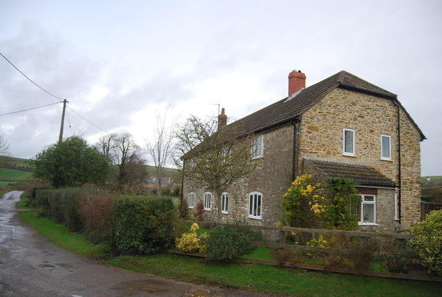 Farmhouse, Long Bredy Farm