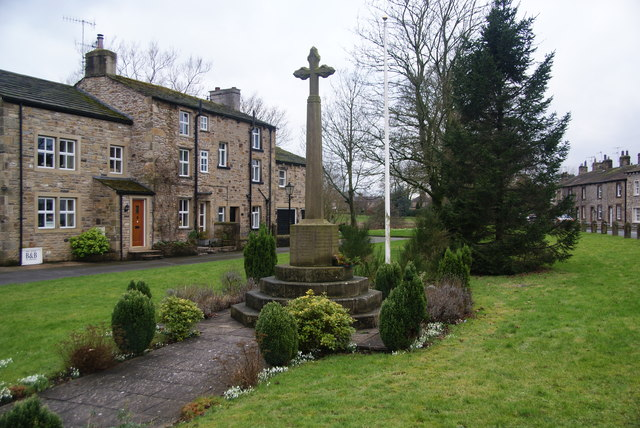 War Memorial, Gargrave